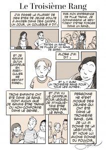 BD sur l'ouverture aux personnes transgenre