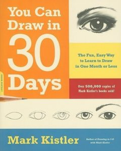 Couverture du livre You can draw in 30 days