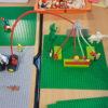 L'agilité à la maison en lego